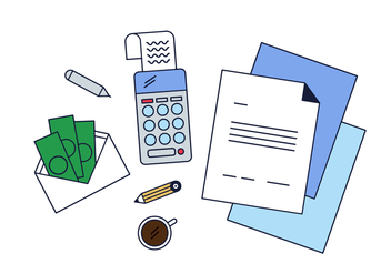 Free Business and Accounting Vector - бесплатный vector #387643