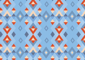 Traditional Native Pattern - vector gratuit #388263