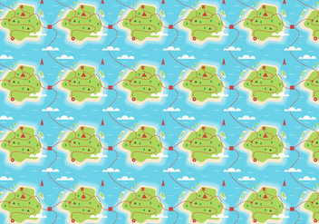 Free Map Legend Pattern Vector - vector #388393 gratis