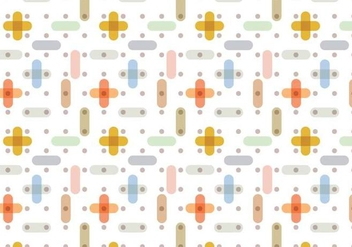 Transparency Geometric Pattern - Free vector #388473