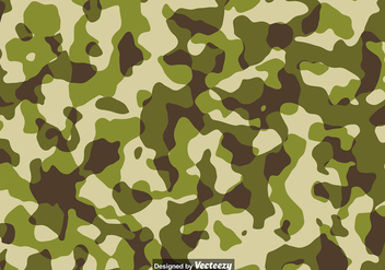 Vector Military Multicam Pattern - vector gratuit #389243