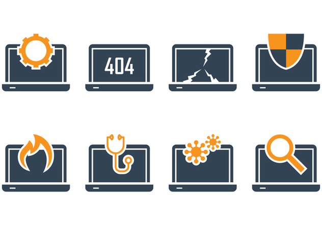 Notebook Icon Set - Free vector #391113