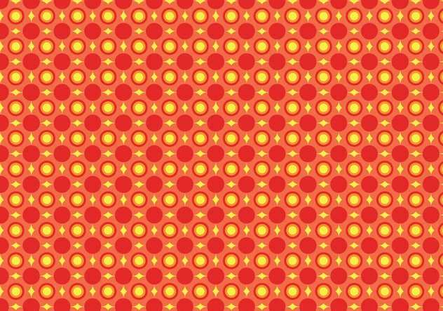 Geometric repeating pattern - vector #391153 gratis