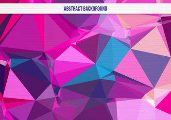 Free Vector Colorful Geometric Background - vector gratuit #391743