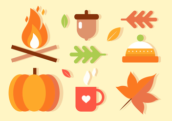 Free Autumn Vector - бесплатный vector #393743