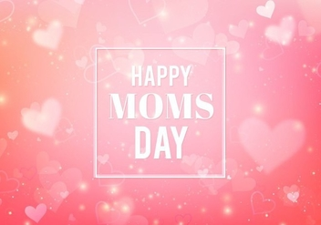 Free Vector Moms Background - Kostenloses vector #393813