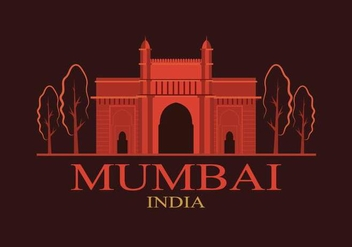 Free Mumbai Illustration - Free vector #393963