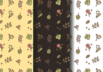 Free Nature Pattern Vector - vector #395913 gratis