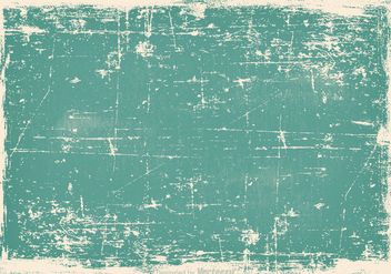 Scratched Grunge Vector Background - бесплатный vector #396133
