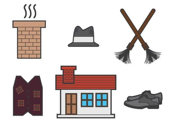 Chimney Sweep Vector - vector gratuit #397253