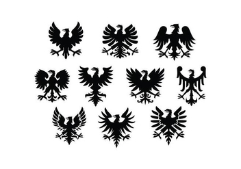 Free Polish Eagle Vector - бесплатный vector #398863