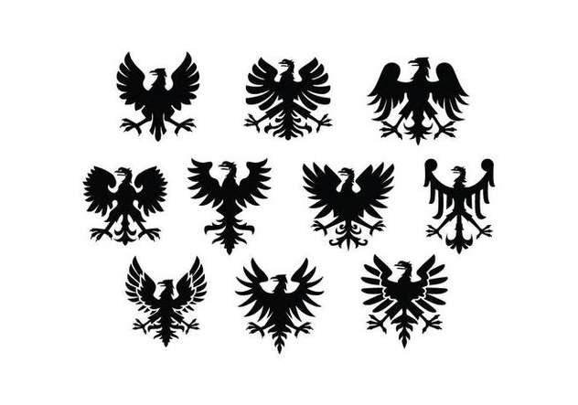Free Polish Eagle Vector - Free vector #398863