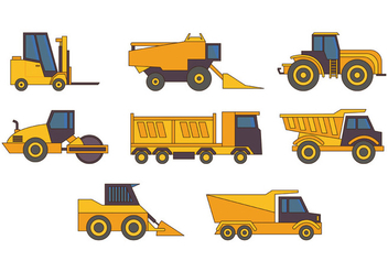 Combine Vector Icons - Free vector #399373