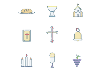 Free Christianity Object - vector #400233 gratis