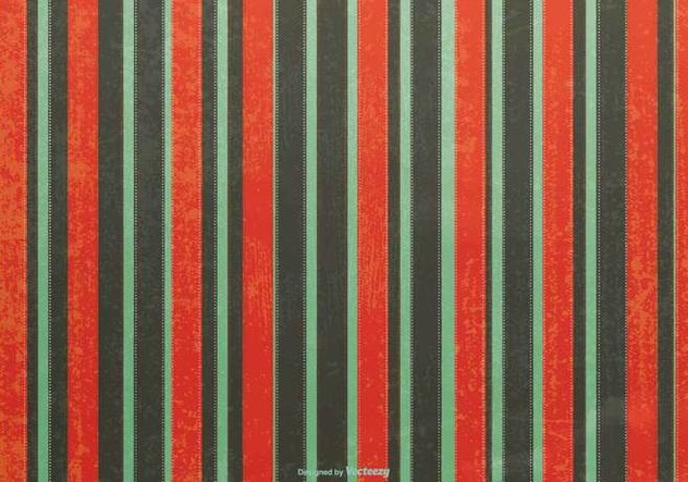 Christmas Grunge Stripes Background - Kostenloses vector #400693