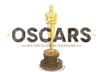 Free Oscar Statue - Free vector #402553