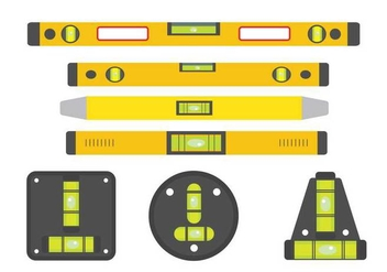 Level Vector Pack - vector #403153 gratis