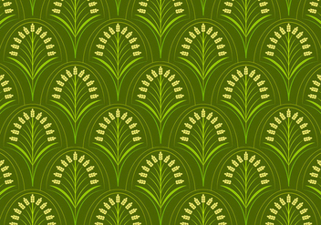 Free Rice Field Pattern - бесплатный vector #403593