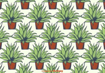 Maguey Pattern - Free vector #403653