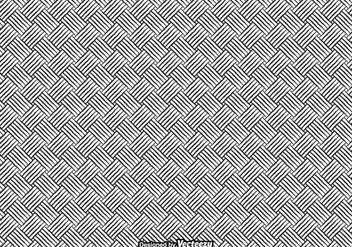 Free Crosshatch Seamless Pattern Vector - бесплатный vector #403683
