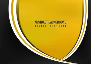 Free Vector Wavy Background - бесплатный vector #405213