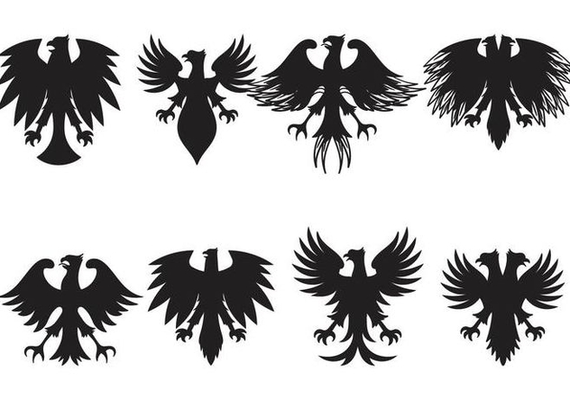 Free Polish Eagle Vector - Free vector #406103