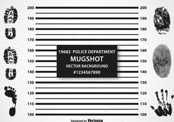 Free Mugshot Background Vector - vector gratuit #407383