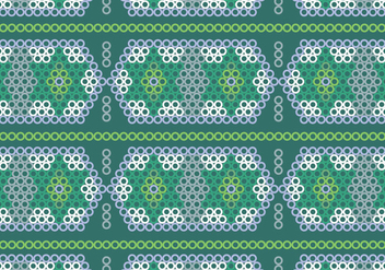 Mexican Pattern - vector gratuit #407493