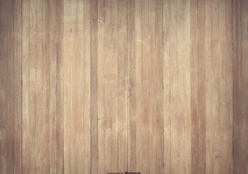 Old Wood Planks Background - vector #407513 gratis