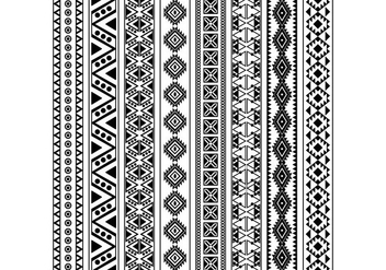 Free Huichol Pattern Vector - Free vector #408183