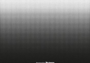 Vector Halftone Background - vector #408523 gratis