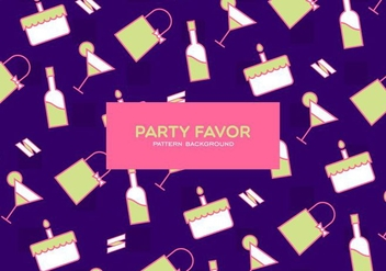 Party Favor Background - Kostenloses vector #409863