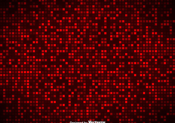 Vector Red Tiles Background - Free vector #411963