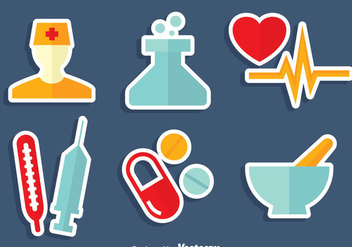 Nice Medical Element Vector - Free vector #413733