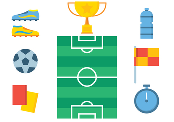 Free Soccer Vector - Free vector #414203