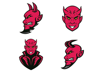 Free Demon Vector - бесплатный vector #414493