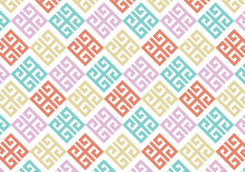 Versace Soft Pattern - Free vector #414853
