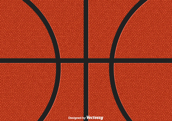 Basketball Texture Vector - бесплатный vector #415433