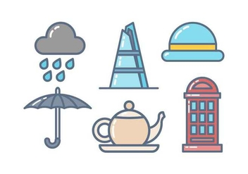 Free Icon of London Vector - vector #415733 gratis