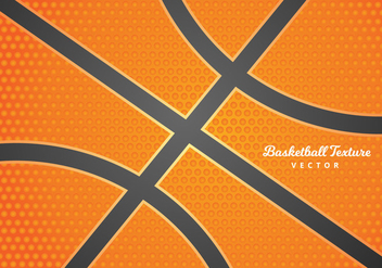 Free Basketball Texture Background - Free vector #415843
