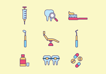 Free Dentist Vector - Free vector #416363