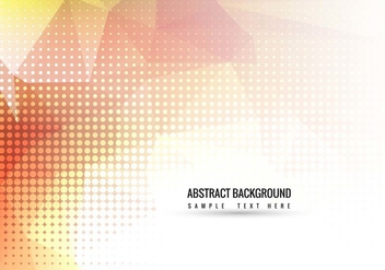 Free Vector Colorful Polygon Background - Free vector #417563