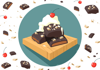 Toffee Free Vector - Free vector #418453