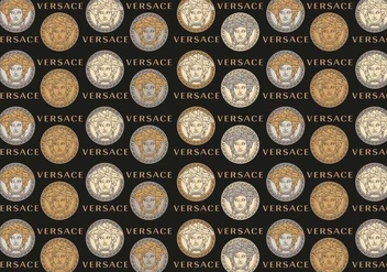Versace Background Vector - Kostenloses vector #419463