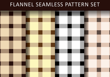 Beige Casual Flannel - бесплатный vector #420363