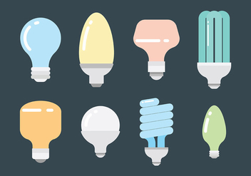 Free Ampoule Icons Vector - vector #420793 gratis