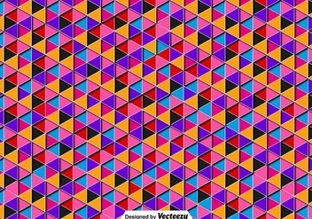 Vector Geometric Background - vector #421443 gratis