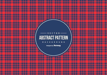 Flannel Pattern Background - vector gratuit #421973