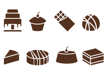 Chocolate Sweet Food - Free vector #422013