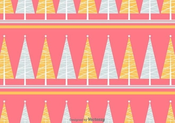 Holiday Pattern Vector - vector #422203 gratis